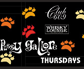 Pussy Gallore Thursdays at Whisky Lounge - tagged with carlos caldera