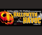Calzatura Presents Halloween Havoc - tagged with inside
