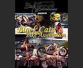 Black Cats Bike Association - Sell Sheet Graphic Designs