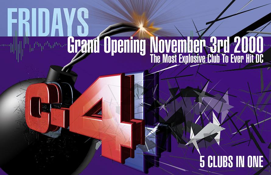 Club C-4 Granding Opening