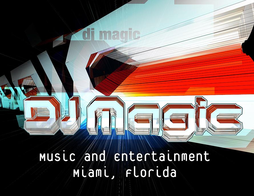 DJ Magic Music and Entertainment