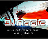 DJ Magic Music and Entertainment - tagged with Vector grid