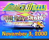 Thunderwheels All Day Skate - Skating Graphic Designs