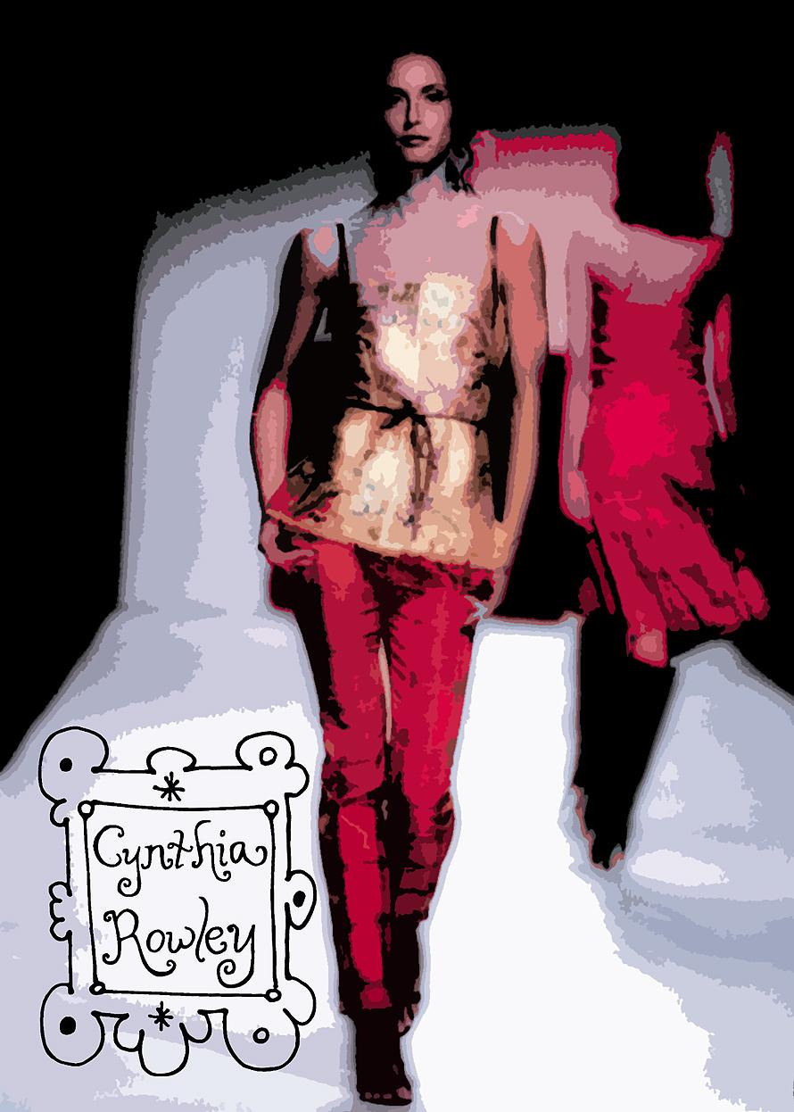 Cynthia Rowley Fashion at Crobar