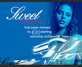 Sweet Saturdays Has Moved to Club 609 - tagged with 21 guys 18 ladies