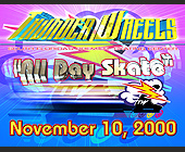 Thunder Wheels All Day Skate - Skating Graphic Designs