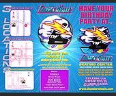 Thunder Wheels Birthday Party Packages - tagged with 105