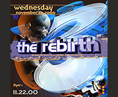 The Rebirth at Club Space at Downtown Miami - tagged with deejay rps