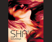 Shag Saturdays at 136 - 136 Nightclub Graphic Designs