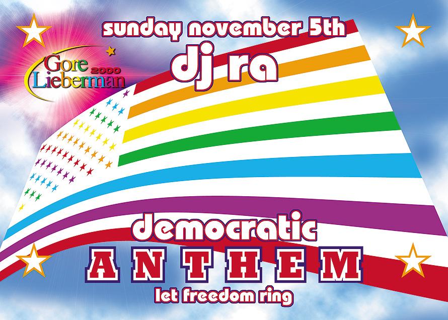 Anthem Democratic at Crobar