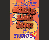 Saturday Night Fever at Studio 95 - 1330x1862 graphic design