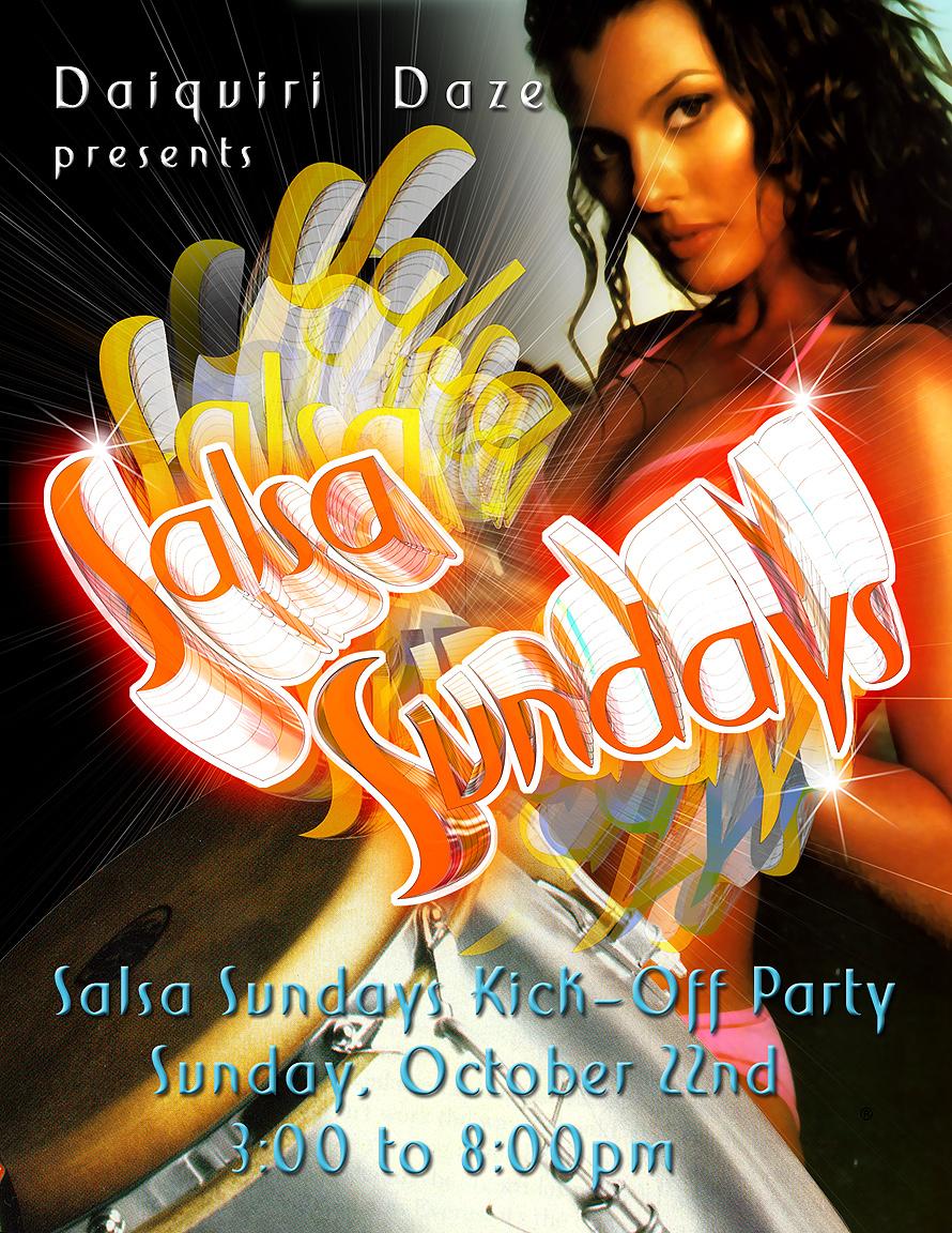 Salsa Sundays at Salsa Lovers Dance Studios