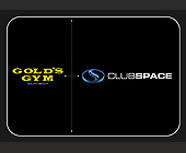 Gold's Gym Invites You to Club Space - created November 01, 2000