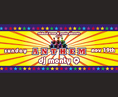 Anthem Monty Q at Crobar - created November 10, 2000