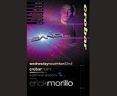 Bang at Crobar with Erick Morillo - tagged with backdoorbamby