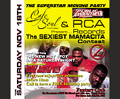 The Superstar Moving Party at The Fantasy Nightclub - The Fantasy Graphic Designs