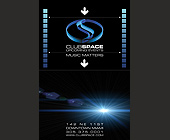 Club Space Upcoming Events Schedule November - created November 15, 2000