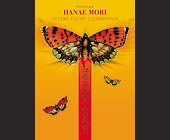 Hanae Mori Autumn Flight Celebration at The Magic Garden - created November 16, 2000