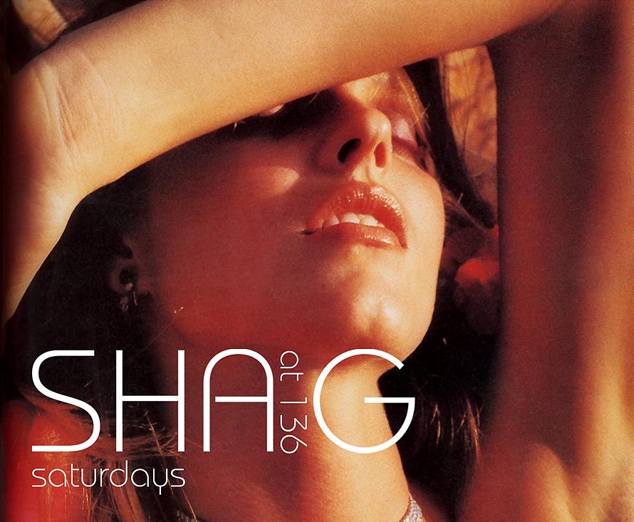 Shag Saturdays at Club 136