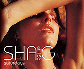 Shag Saturdays at Club 136 - tagged with red lips