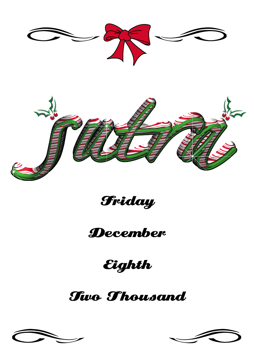 Christmas Blowout at Sutra Nightclub