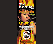 The Lite Up Party at Wilderness Grill - Wilderness Grill Graphic Designs