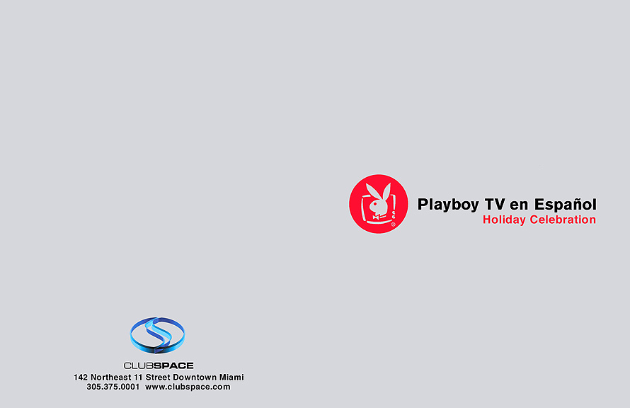 Playboy TV en Espanol Holiday Celebration
