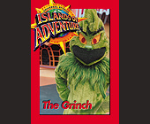 The Grinch Island of Adventure - tagged with cartoon character