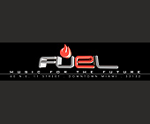 Fuel Music for the Future in Downtown Miami - 2926x732 graphic design