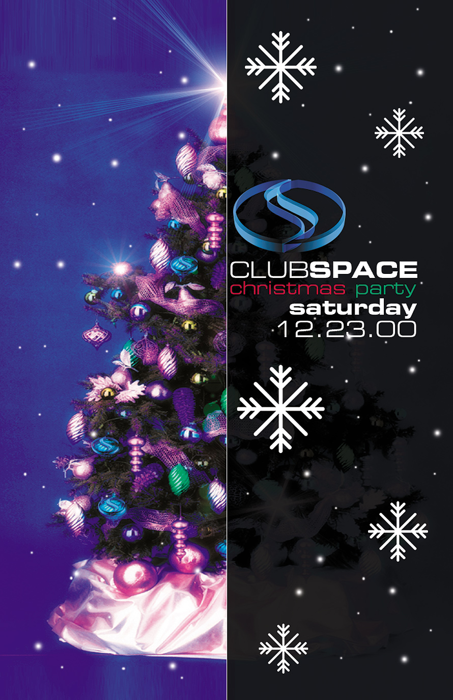 Club Space Downtown Miami Christmas Party