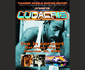 Ludacris Performing Live at Hot Wheels - Thunder Wheels Graphic Designs