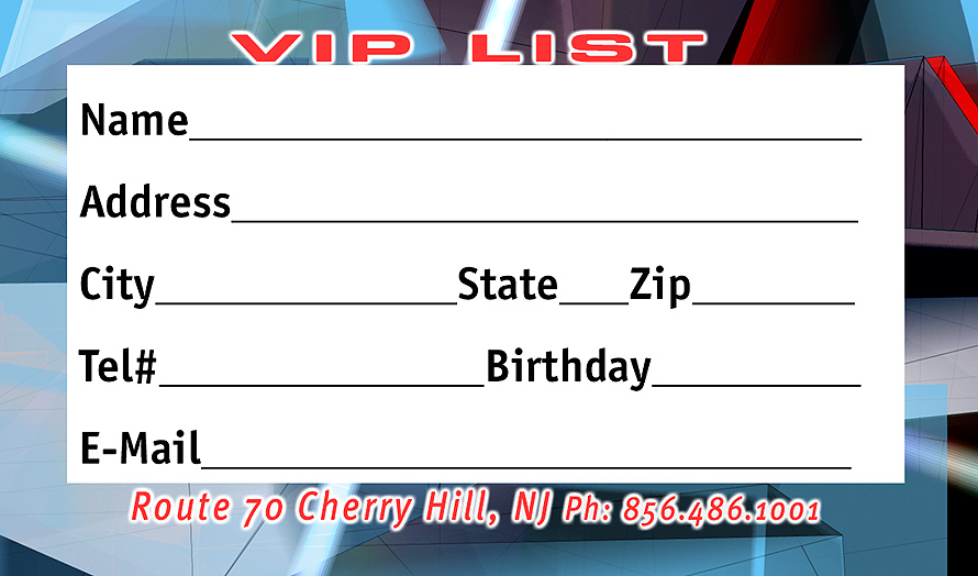 Top Dog VIP Pass for Two