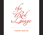 The Red Lounge Complimentary Admission - tagged with this card entitles you to