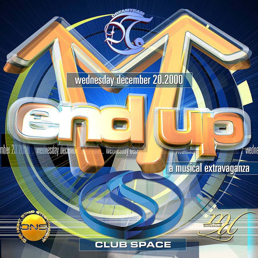 End Up at Club Space