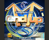 End Up at Club Space - tagged with rick pi