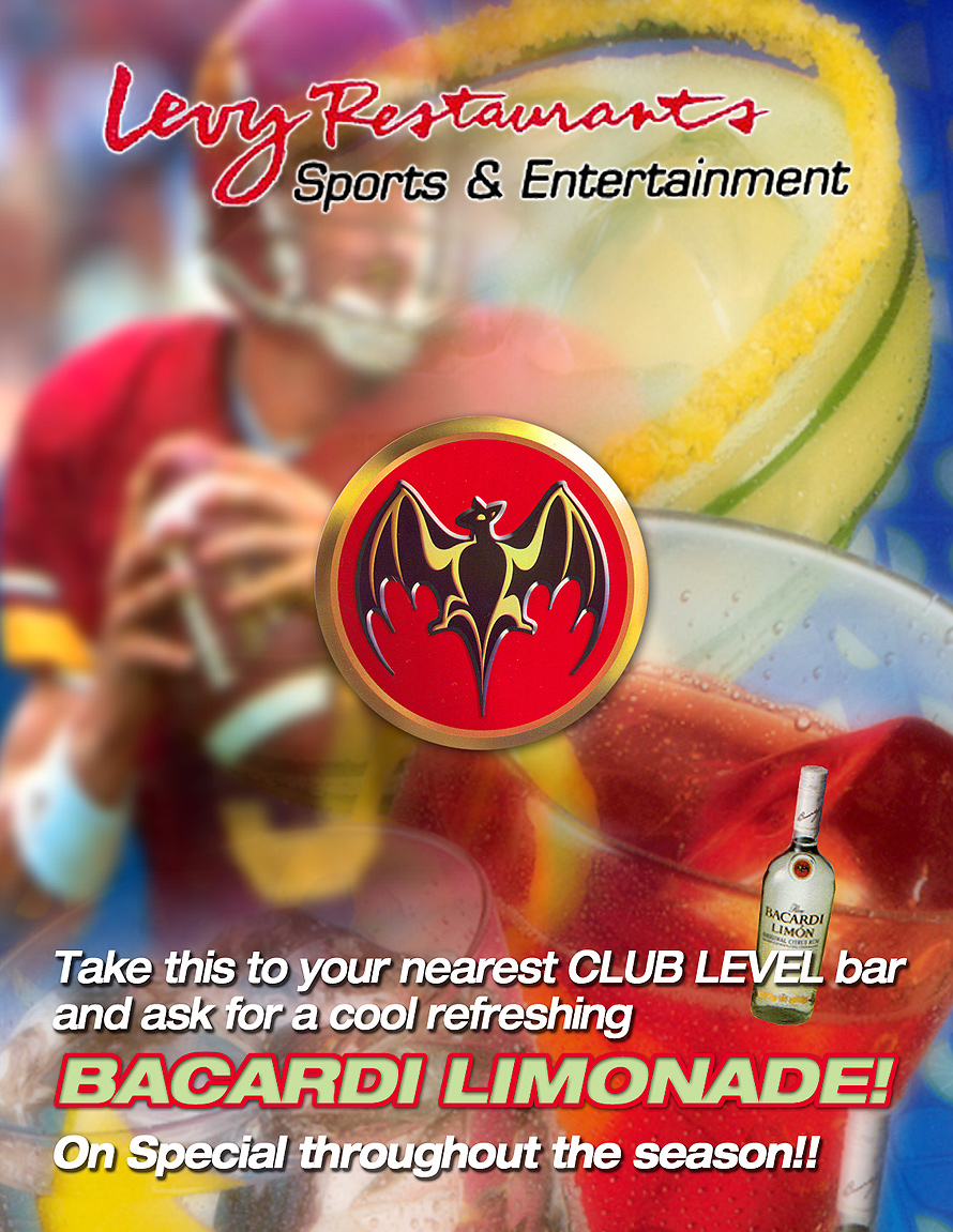Levy Restaurant Sports and Entertainment
