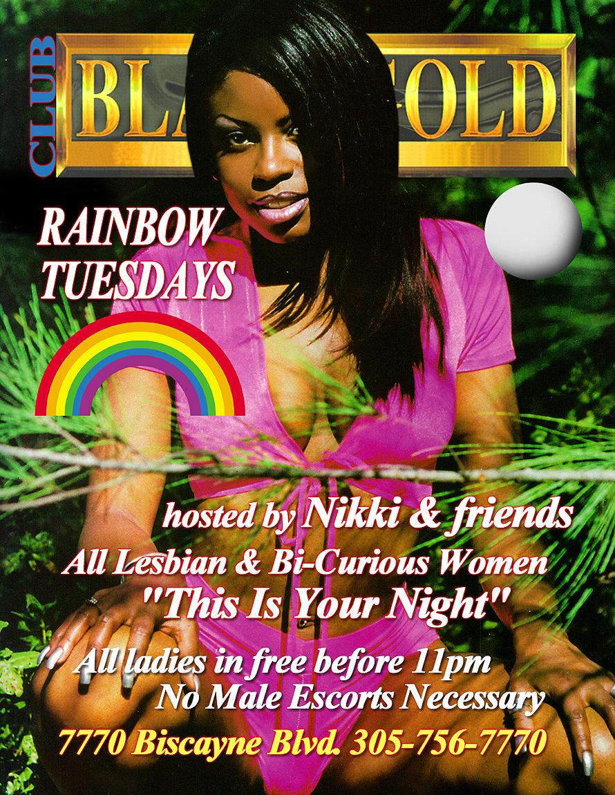 Rainbow Tuesdays at Black Gold