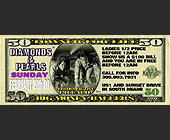Big Money Ballers Diamonds and Pearls at Club 112 - created February 11, 2000