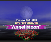 Angel Moon at Cafe Iguana - created February 11, 2000
