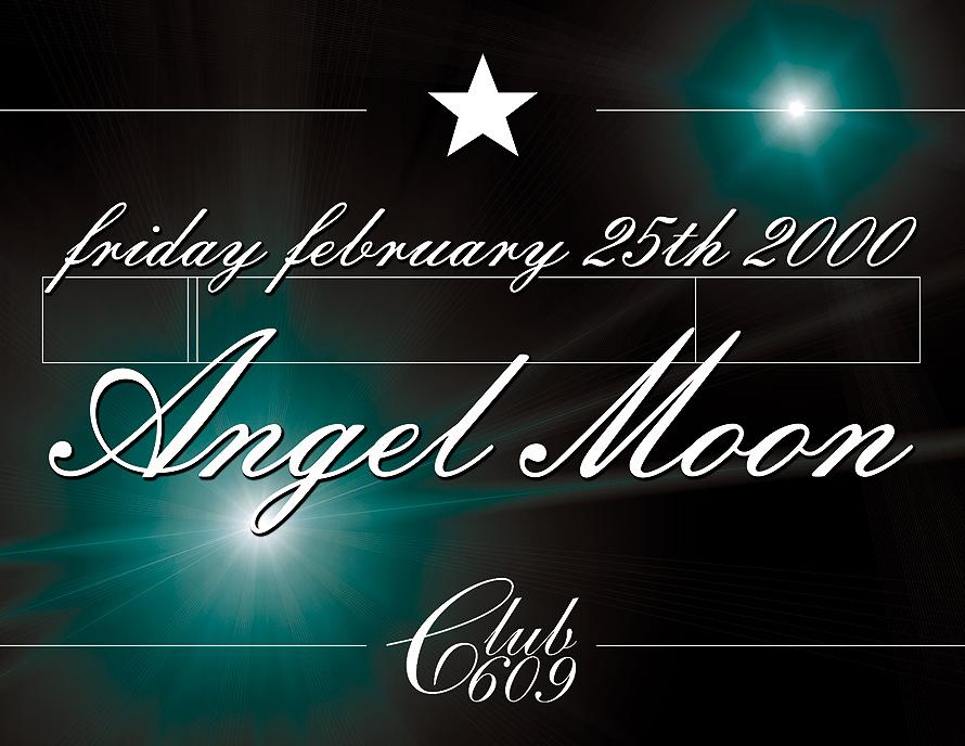 Angel Moon Performing at Club 609