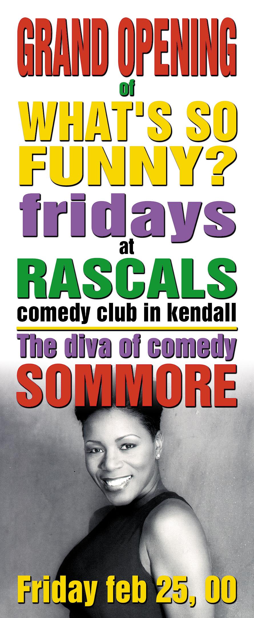 Rascals Comedy Club