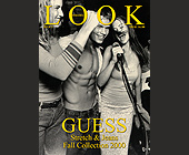 Guess Fall Collection at Chaos - tagged with make up by