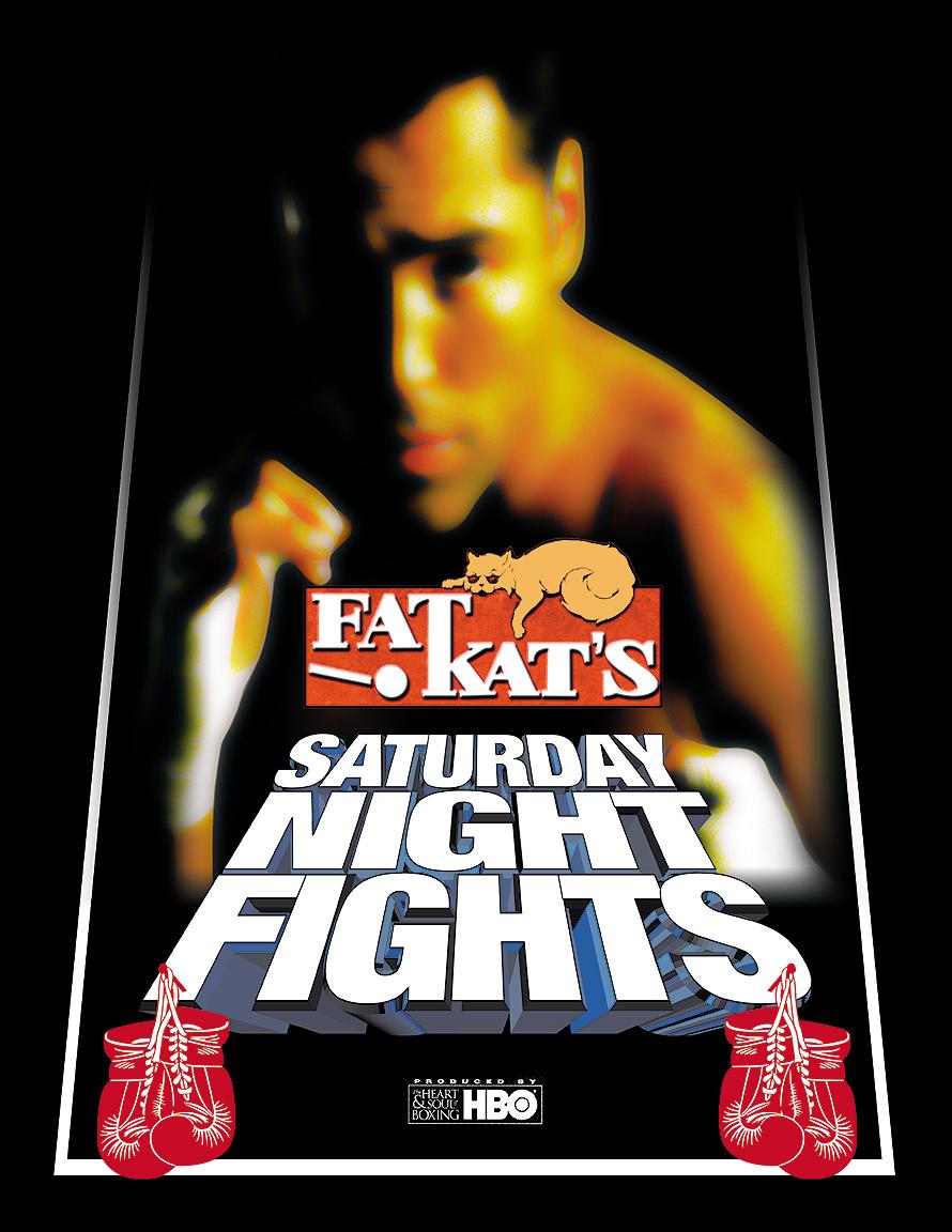 Fight Nights at Fat Kats Kendall