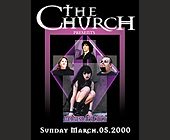 The Church Presents Wednesday's Child Live in Concert - tagged with by