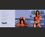 Playboy X-Treme Team at Groove Jet - 2926x1131 graphic design