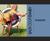 Back Door Bamby Mondays at Crobar - tagged with mykel stevens