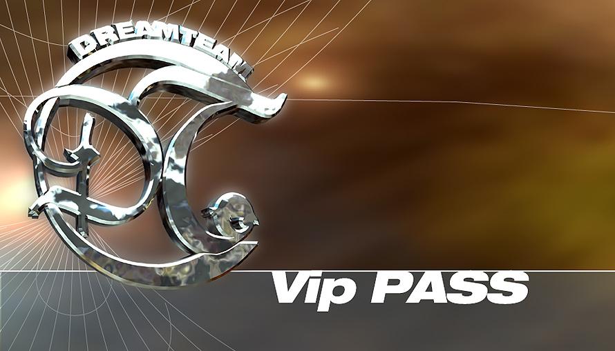Dream Team VIP Pass