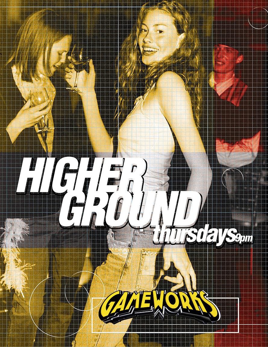 Higher Ground at Gameworks