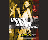 Higher Ground at Gameworks - tagged with offer valid with college id