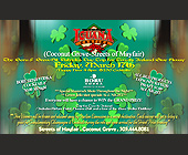St. Patrick's Day at Iguana Cantina - tagged with march 17th